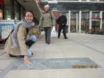 MIT's Walk of Fame. Photo: Huyen Nguyen