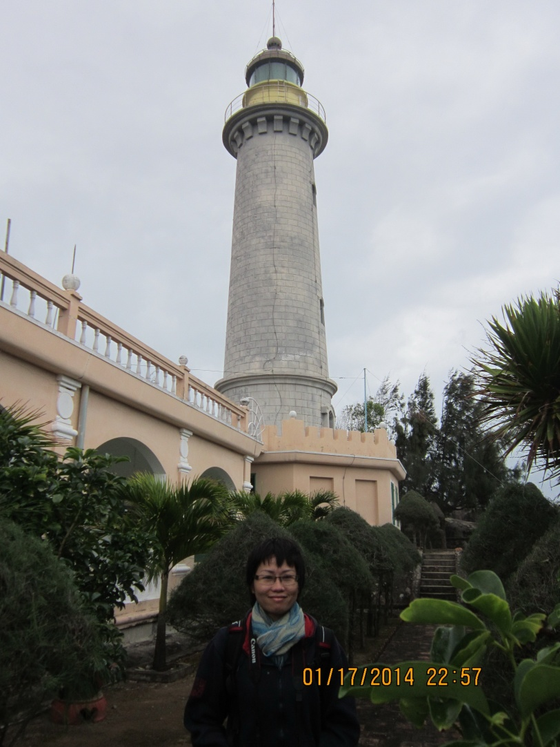 The thing I take pride in when I think of my journey in Dai Lanh Lighthouse